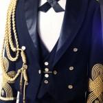 KY Colonel 1932 replica custom uniform progress detail