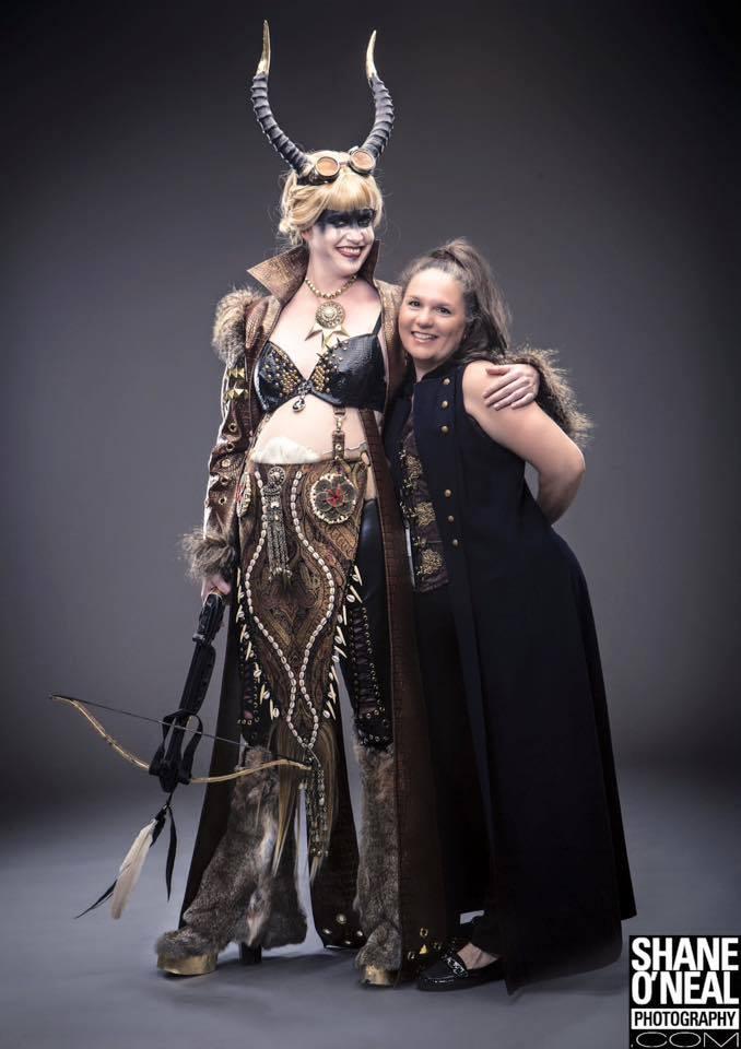 Sagittarius, Circus Couture 2015